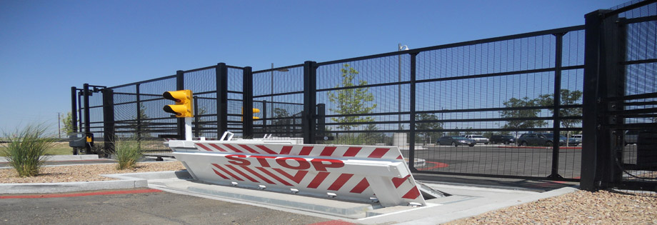 Commercial Crash Gates