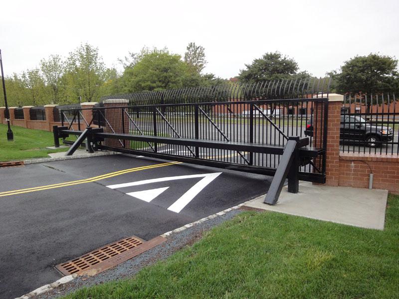Security Crash Gates Gate It Access Systems