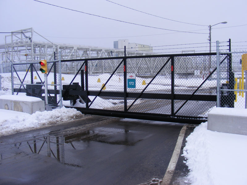 Lift Gate Repair >> Security Crash Gates | Gate-It Access Systems