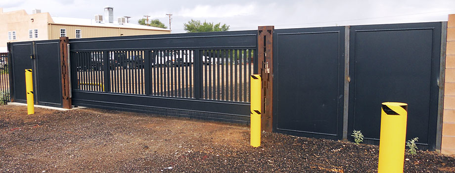 Industrial Slide Gates