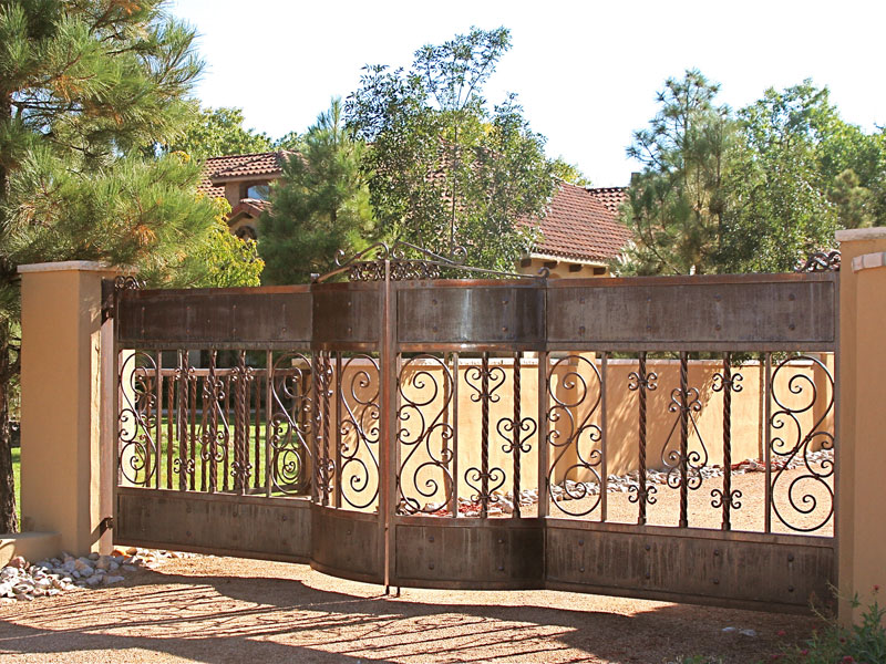 Tuscan Gates Gate It Access Systems